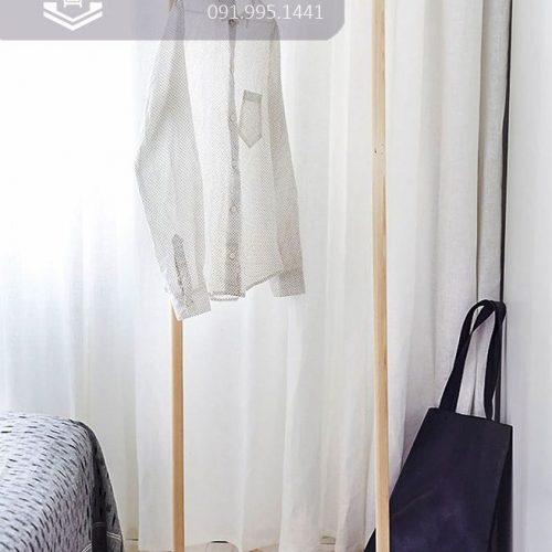 Giá treo quần áo cnc 46