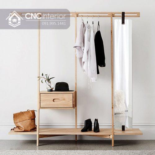 Giá treo quần áo cnc 48