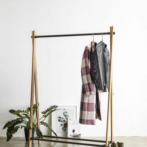 Giá treo quần áo cnc 10