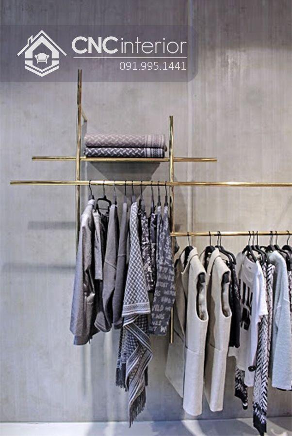 Giá treo quần áo cnc 52