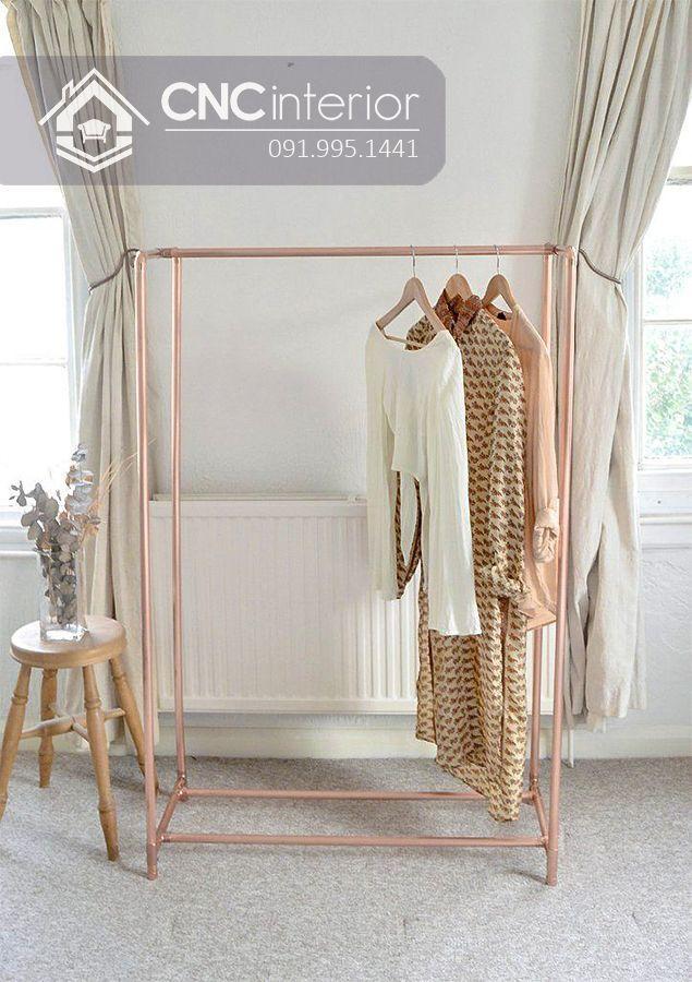 Giá treo quần áo cnc 53