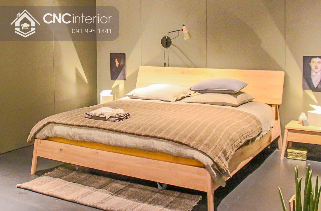 Giường khách sạn CNC 02