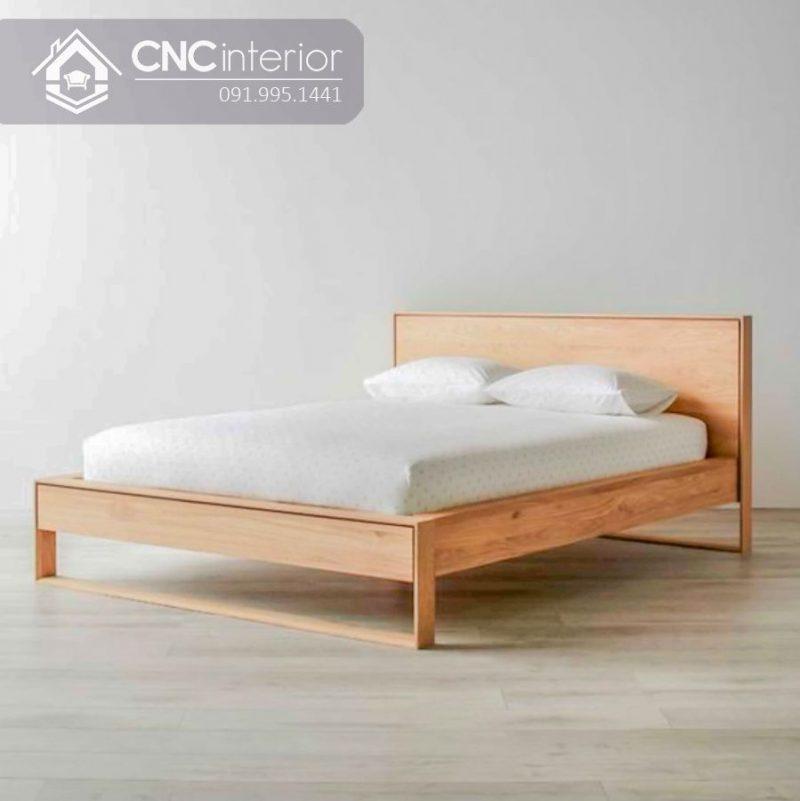 Giường khách sạn CNC 03