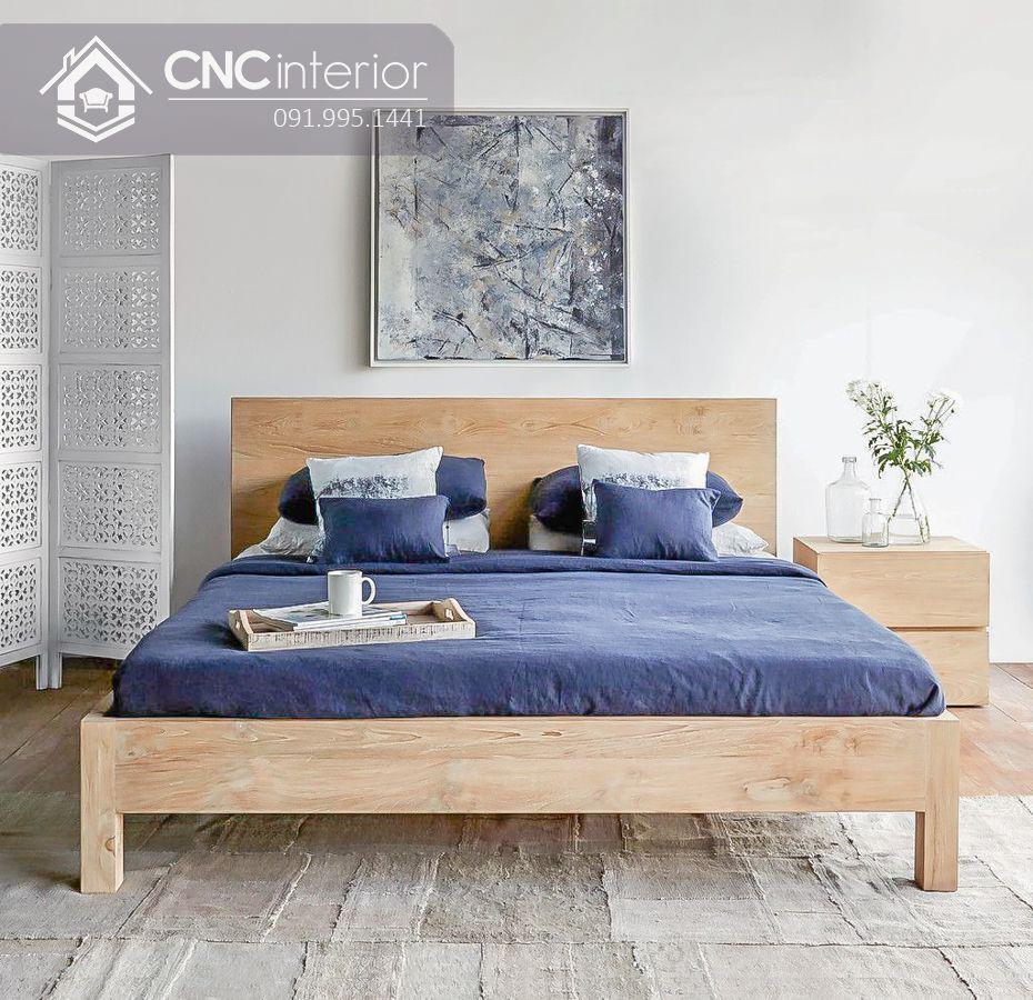 Giường khách sạn CNC 06