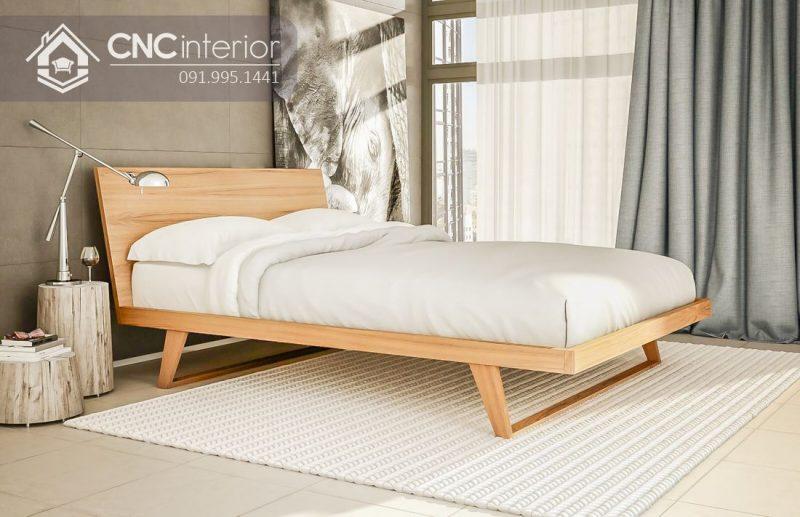 Giường khách sạn CNC 07
