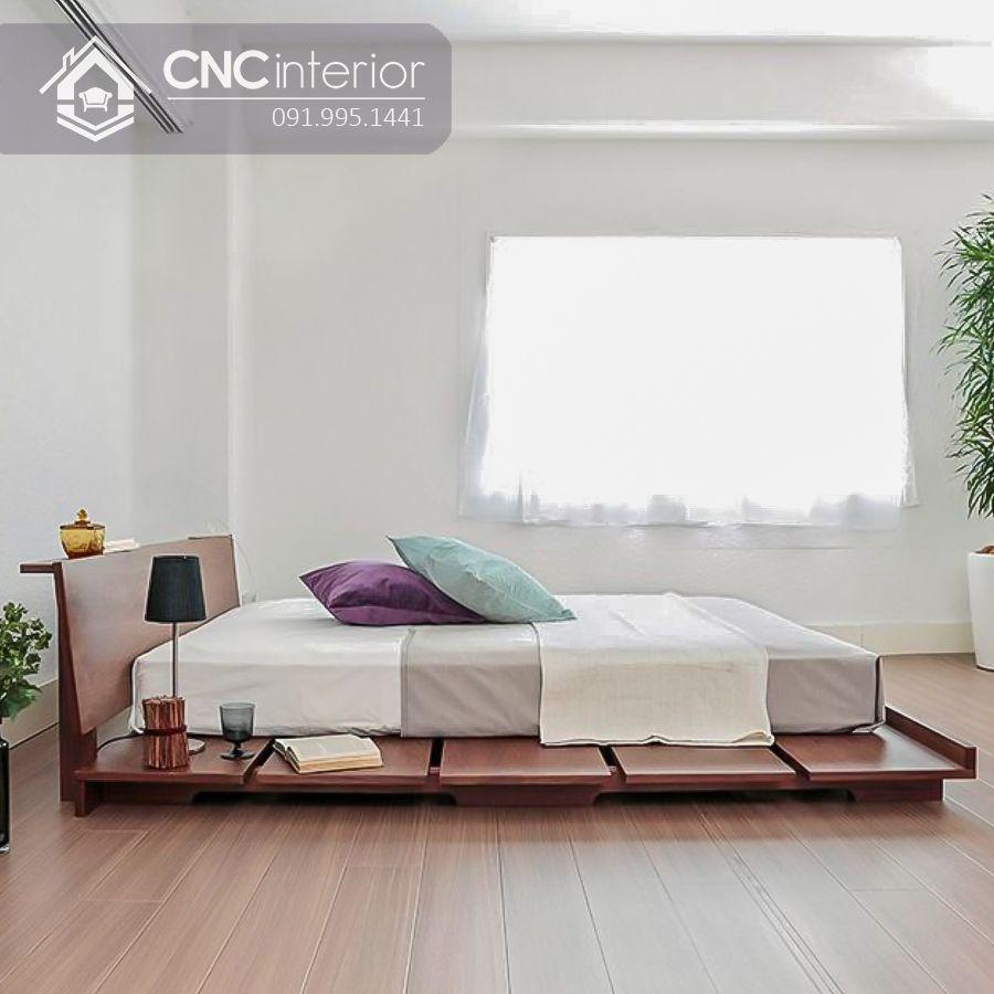 Giường khách sạn CNC 08