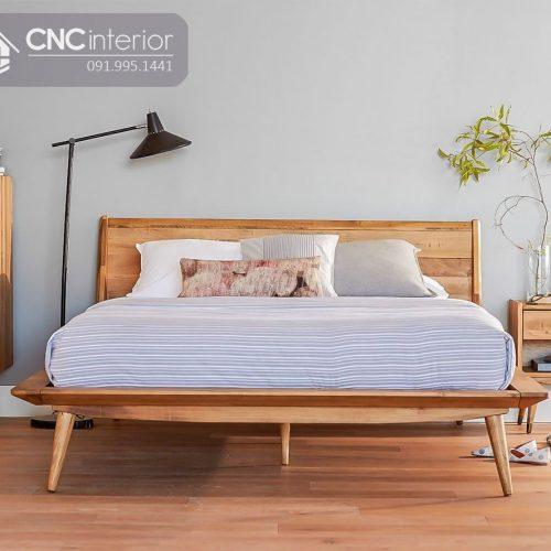 Giường khách sạn CNC 09