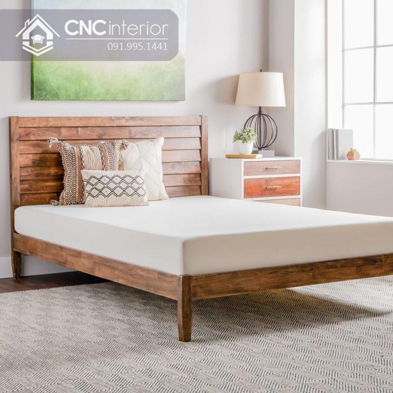 Giường khách sạn CNC 12