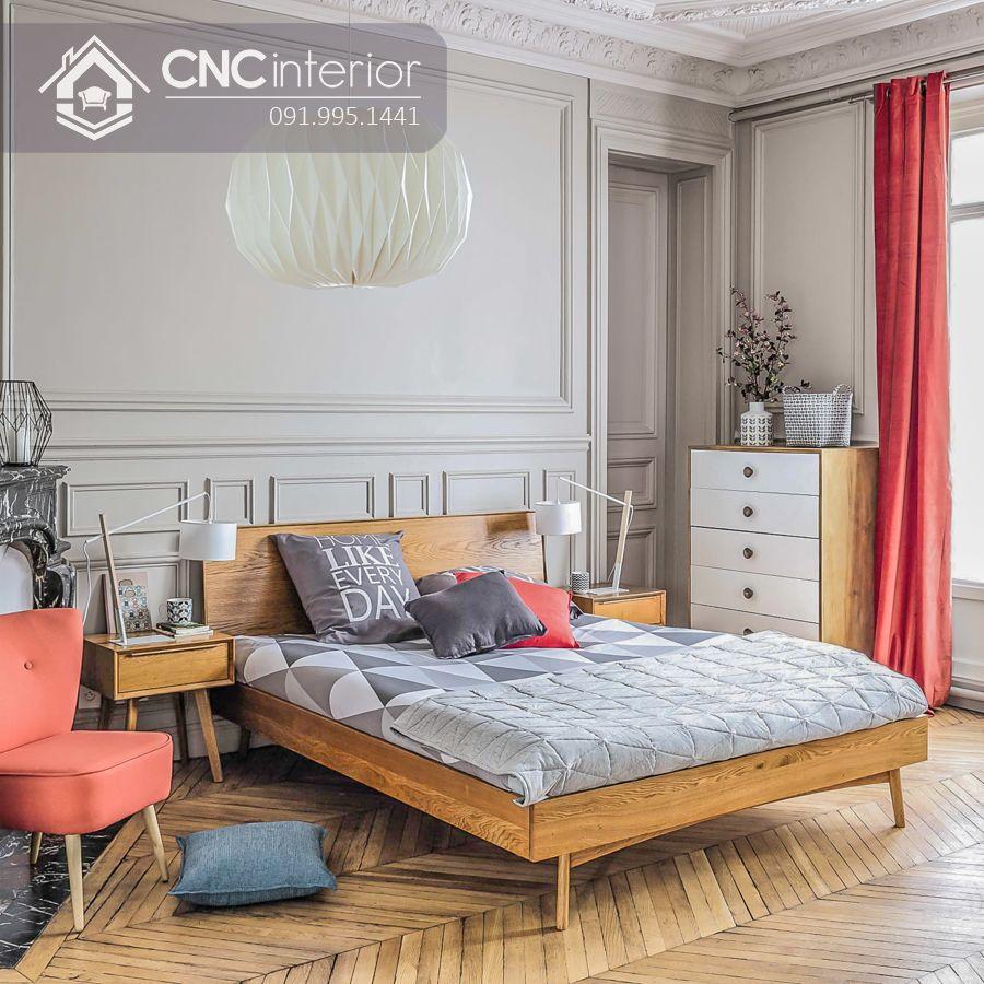 Giường khách sạn CNC 13