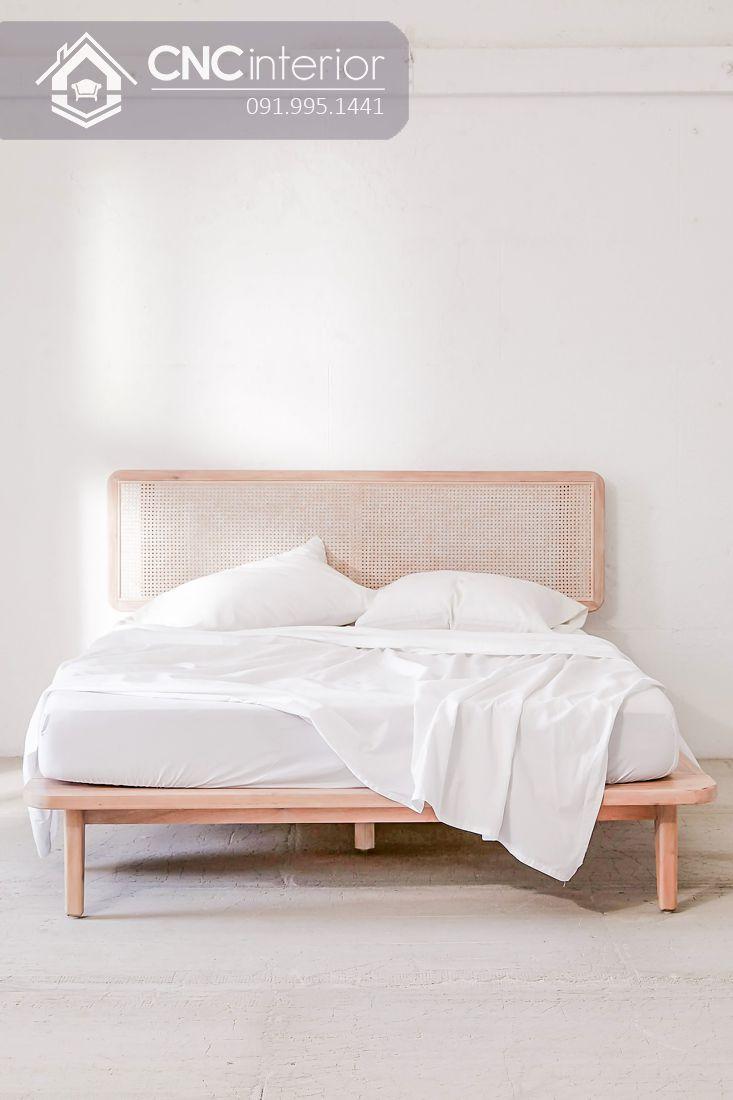 Giường khách sạn CNC 15