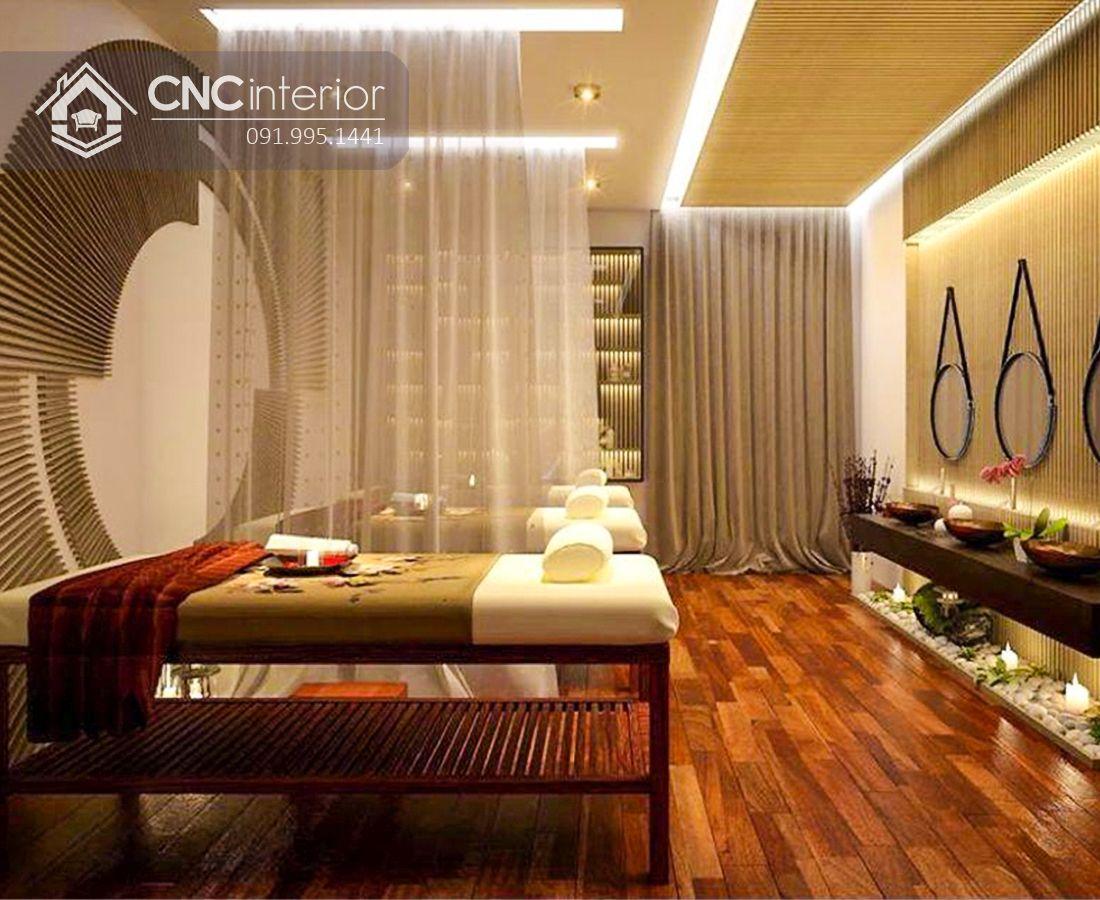 Giường Spa cnc 09