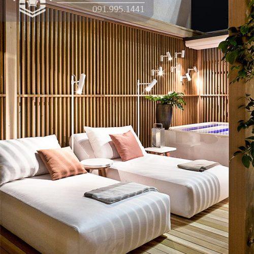 Tủ quần áo khách sạn CNC 56