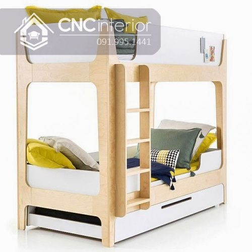 Giường tầng trẻ em CNC 06