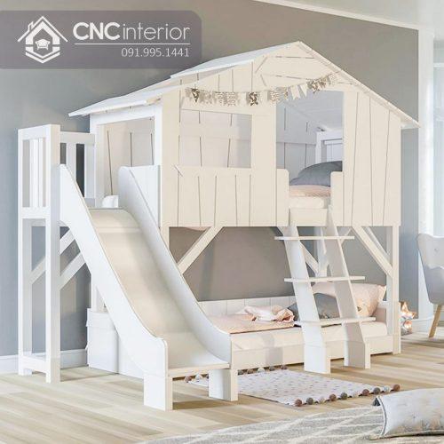 Giường tầng trẻ em CNC 10