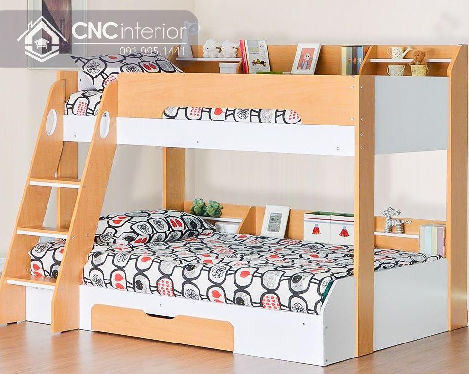 Giường tầng trẻ em cao cấp và hiện đại CNC 11