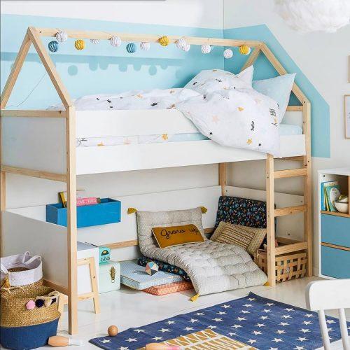 Giường tầng trẻ em CNC 12