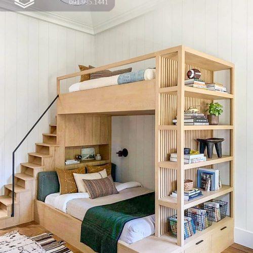 Giường tầng trẻ em CNC 13