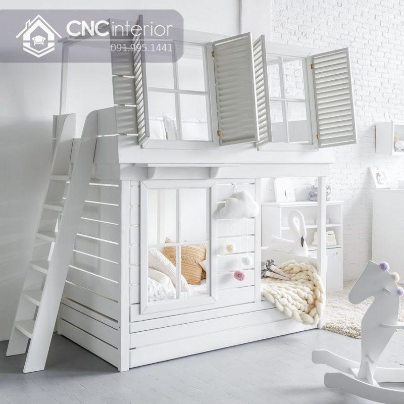 Giường tầng trẻ em CNC 14