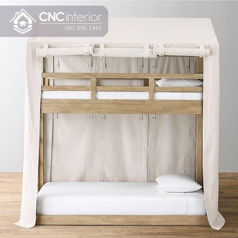 Giường tầng trẻ em CNC 16
