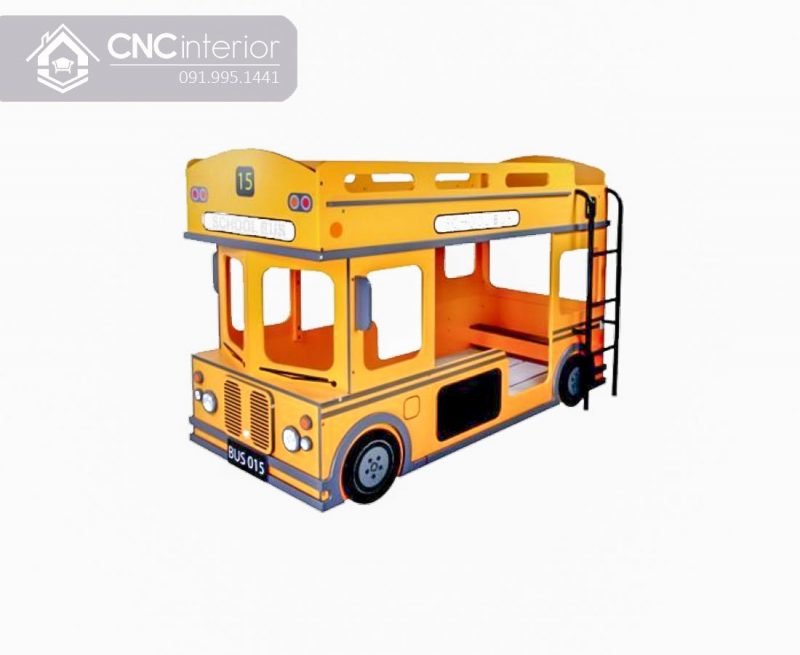 Giường tầng trẻ em CNC 21