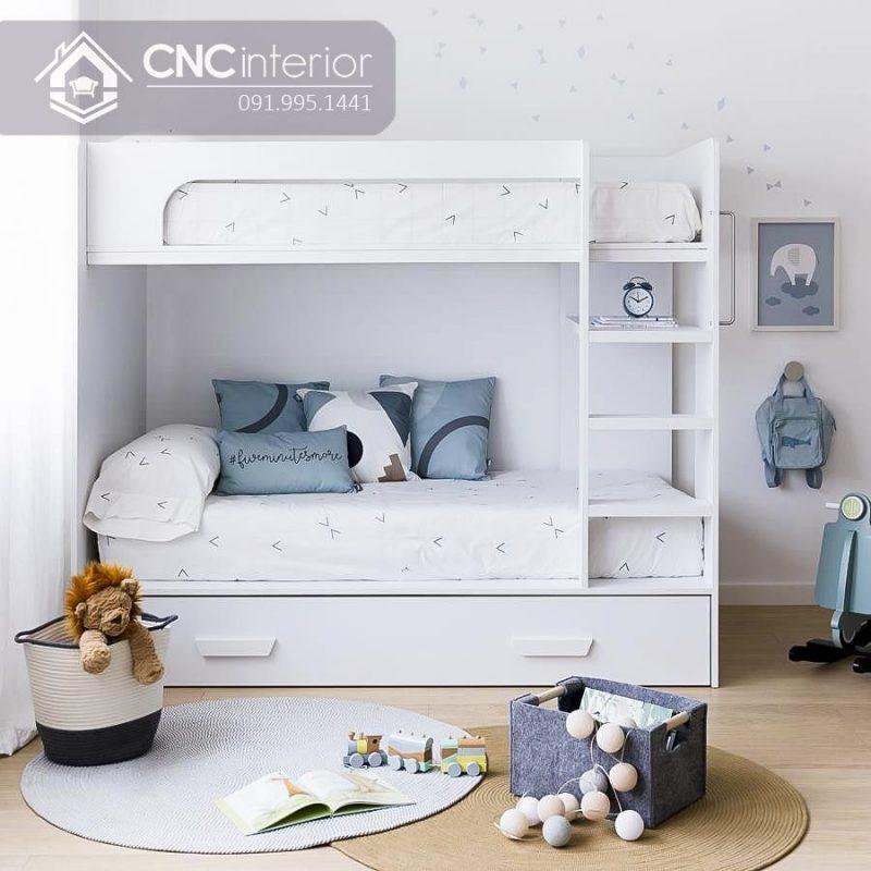 Giường tầng trẻ em CNC 22