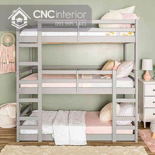 Giường tầng trẻ em CNC 23