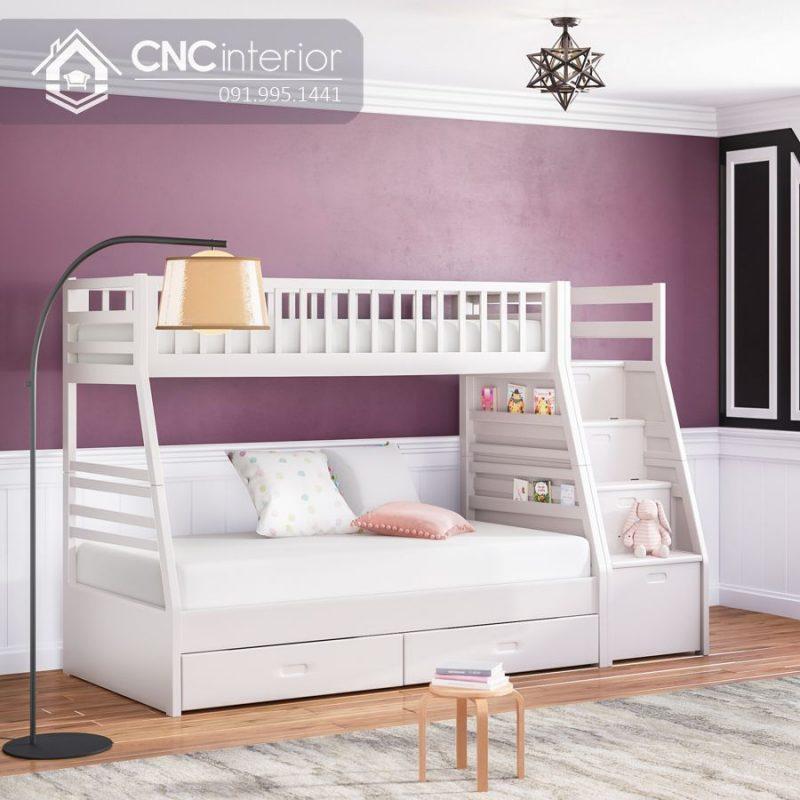 Giường tầng trẻ em CNC 28