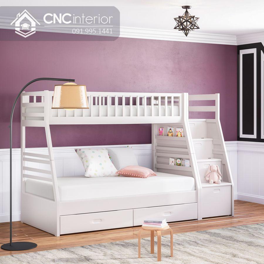 Giường tầng đa năng dành cho bé CNC 28 2