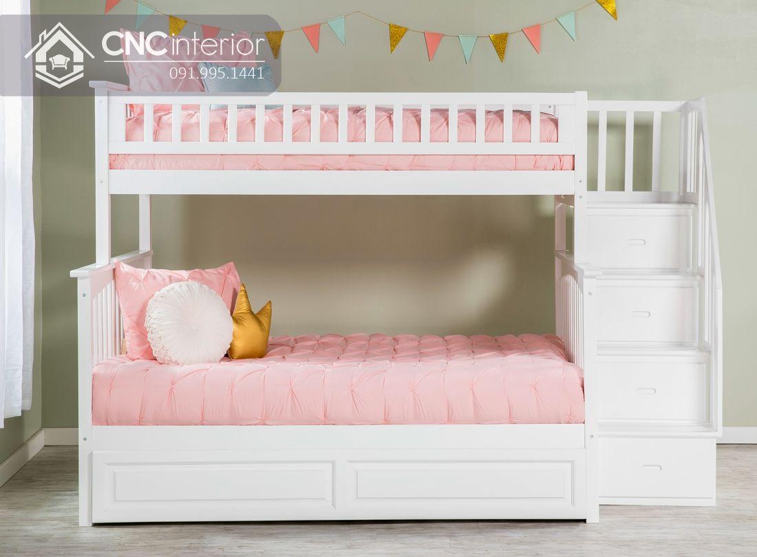 Giường tầng đa năng dành cho bé CNC 28