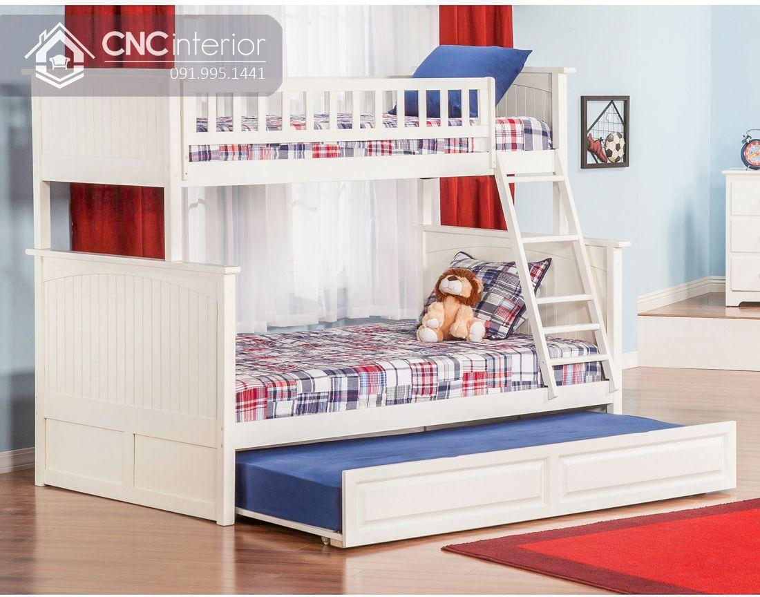 Giường tầng đa năng dành cho bé CNC 28 1
