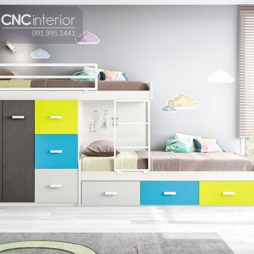 Giường tầng trẻ em CNC 29