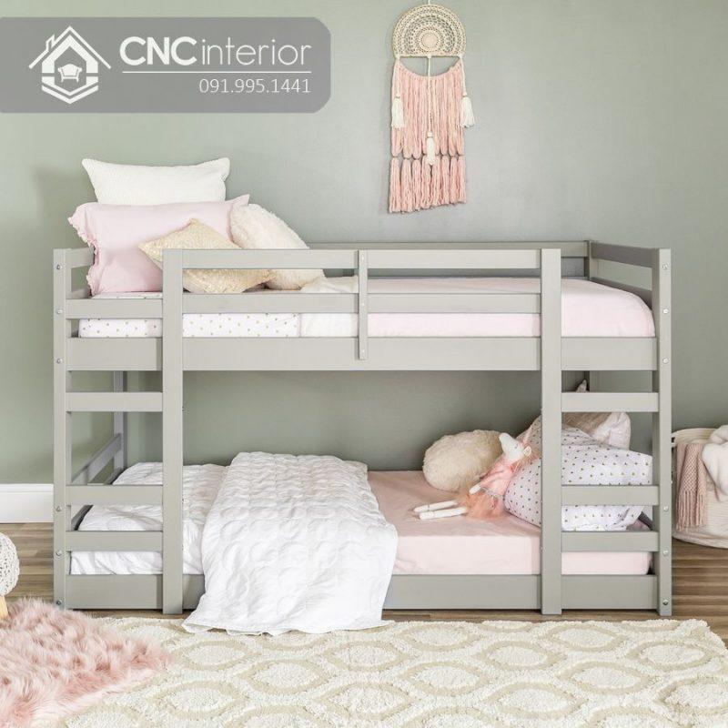 Giường tầng trẻ em CNC 31