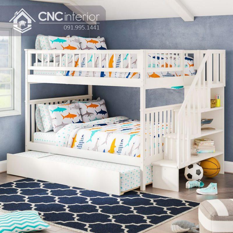 Giường tầng trẻ em CNC 35