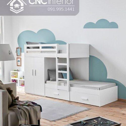 Giường tầng trẻ em CNC 37