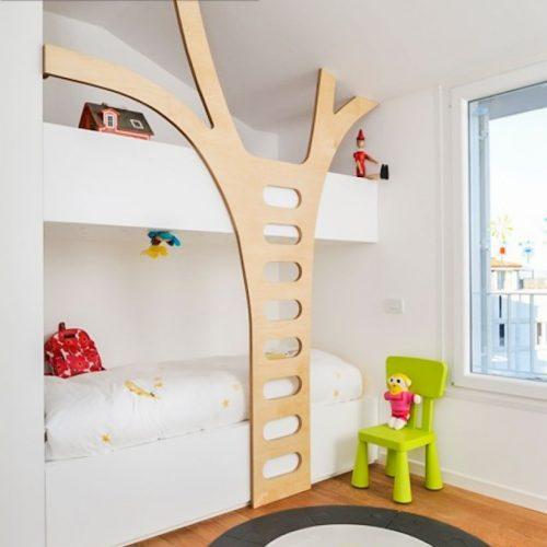 Giường tầng trẻ em CNC 38