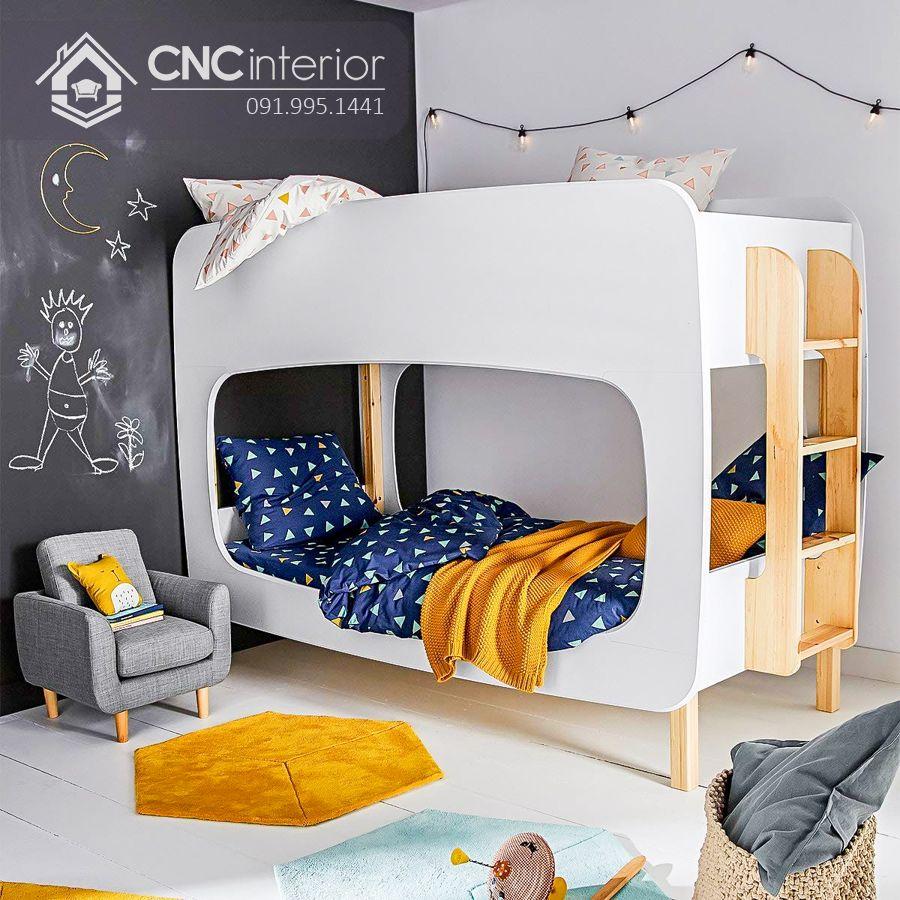 Giường tầng trẻ em CNC 39