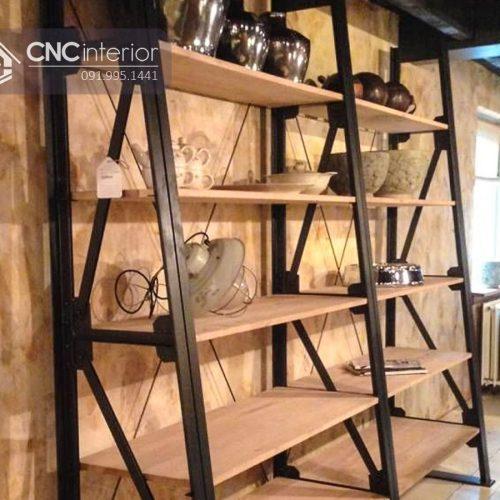 Kệ trưng bày sản phẩm cnc 03