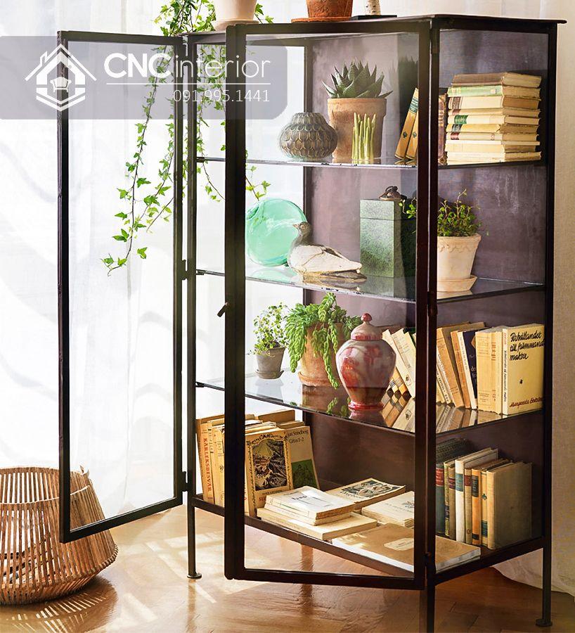 Kệ trưng bày sản phẩm cnc 04