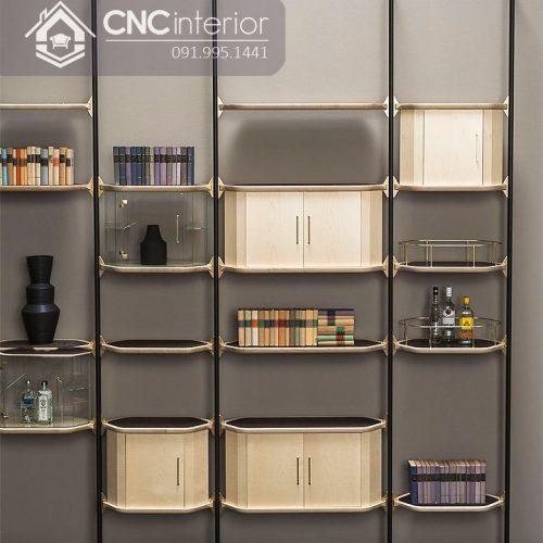 Kệ trưng bày sản phẩm cnc 09
