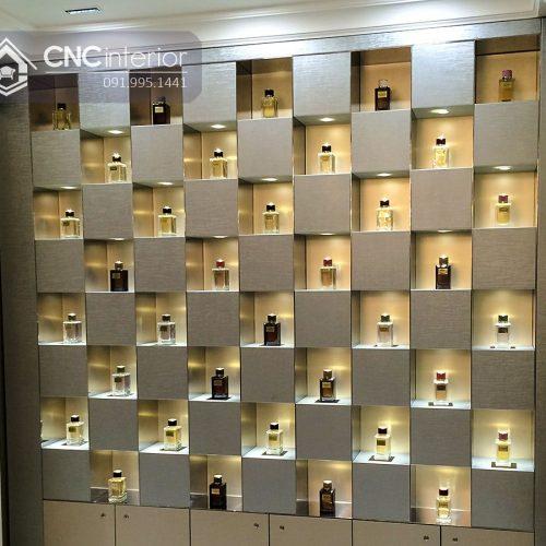 Kệ trưng bày sản phẩm cnc 52