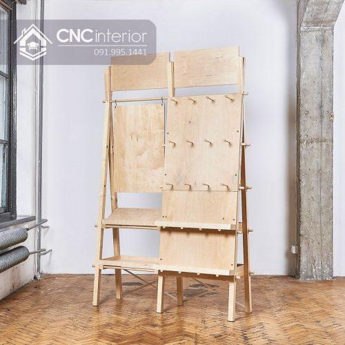 Kệ trưng bày sản phẩm cnc 14