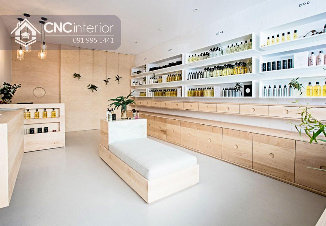 Kệ trưng bày sản phẩm cnc 16