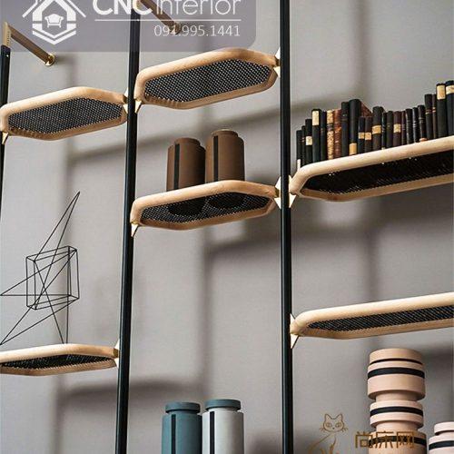 Kệ trưng bày sản phẩm cnc 10