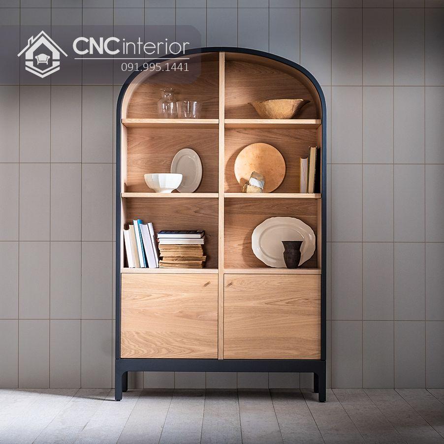 Kệ trưng bày sản phẩm cnc 25