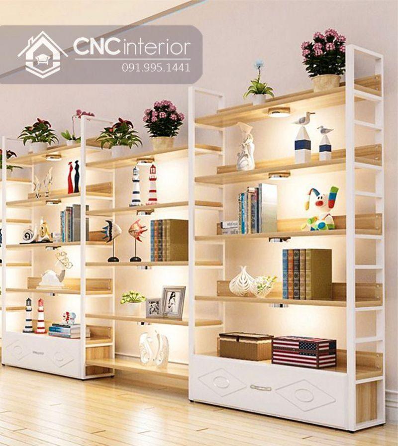 Kệ trưng bày sản phẩm cnc 27
