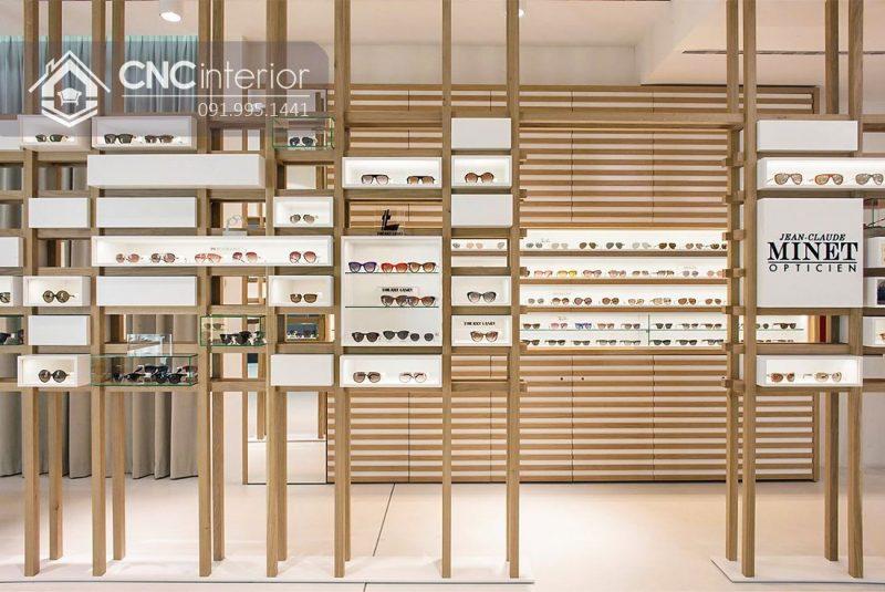 Kệ trưng bày sản phẩm cnc 29