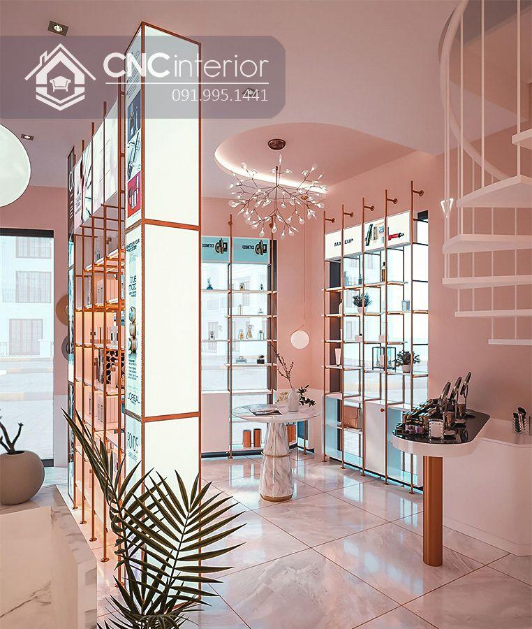 Kệ trưng bày sản phẩm cnc 31