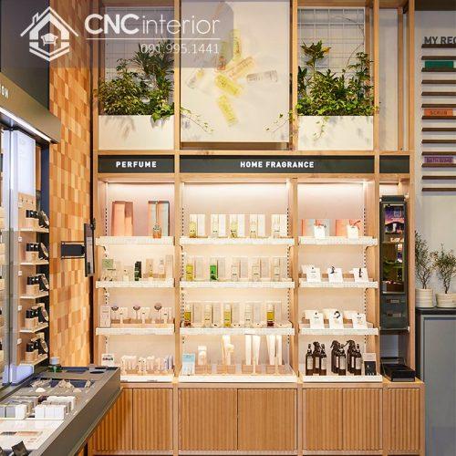 Kệ trưng bày sản phẩm cnc 36