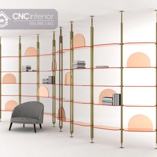 Kệ trưng bày sản phẩm cnc 38