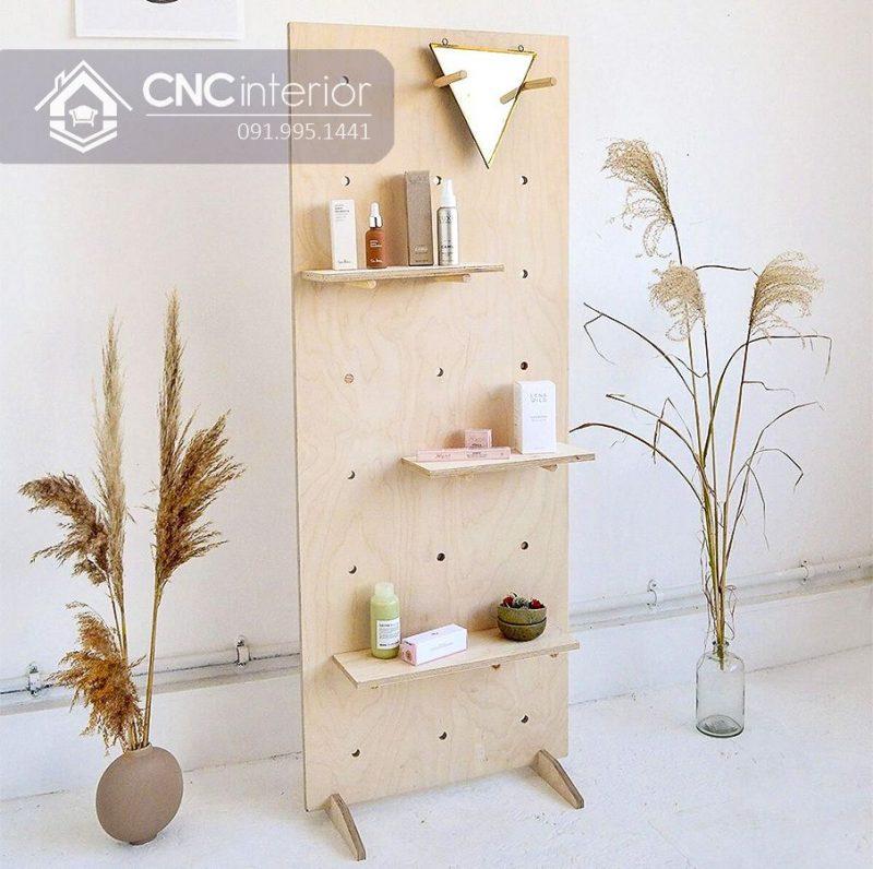 Kệ trưng bày sản phẩm cnc 40